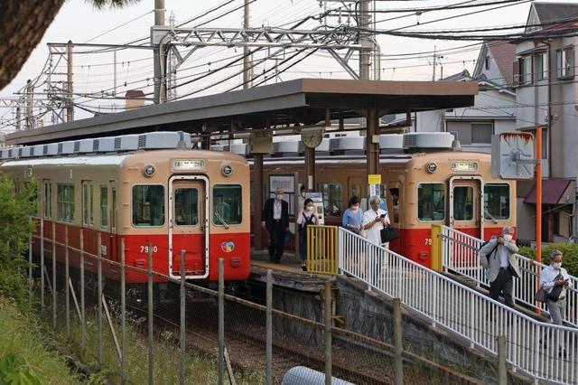 伝統車両、ひっそり引退 阪神電鉄の「赤胴車」が運行終了  #赤胴車 #武庫川線