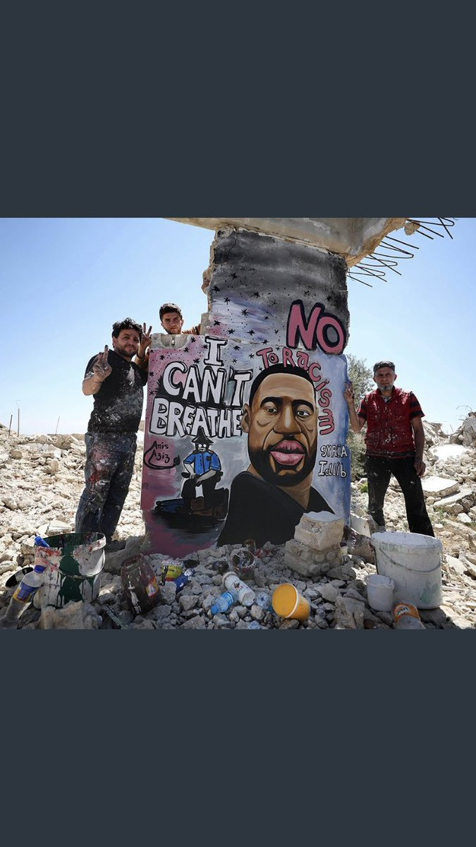 """@derantemac01 Even in the middle of a war where America initially budged in to steal resources and """"spread democracy"""", Syria is standing up for injustice as well."""