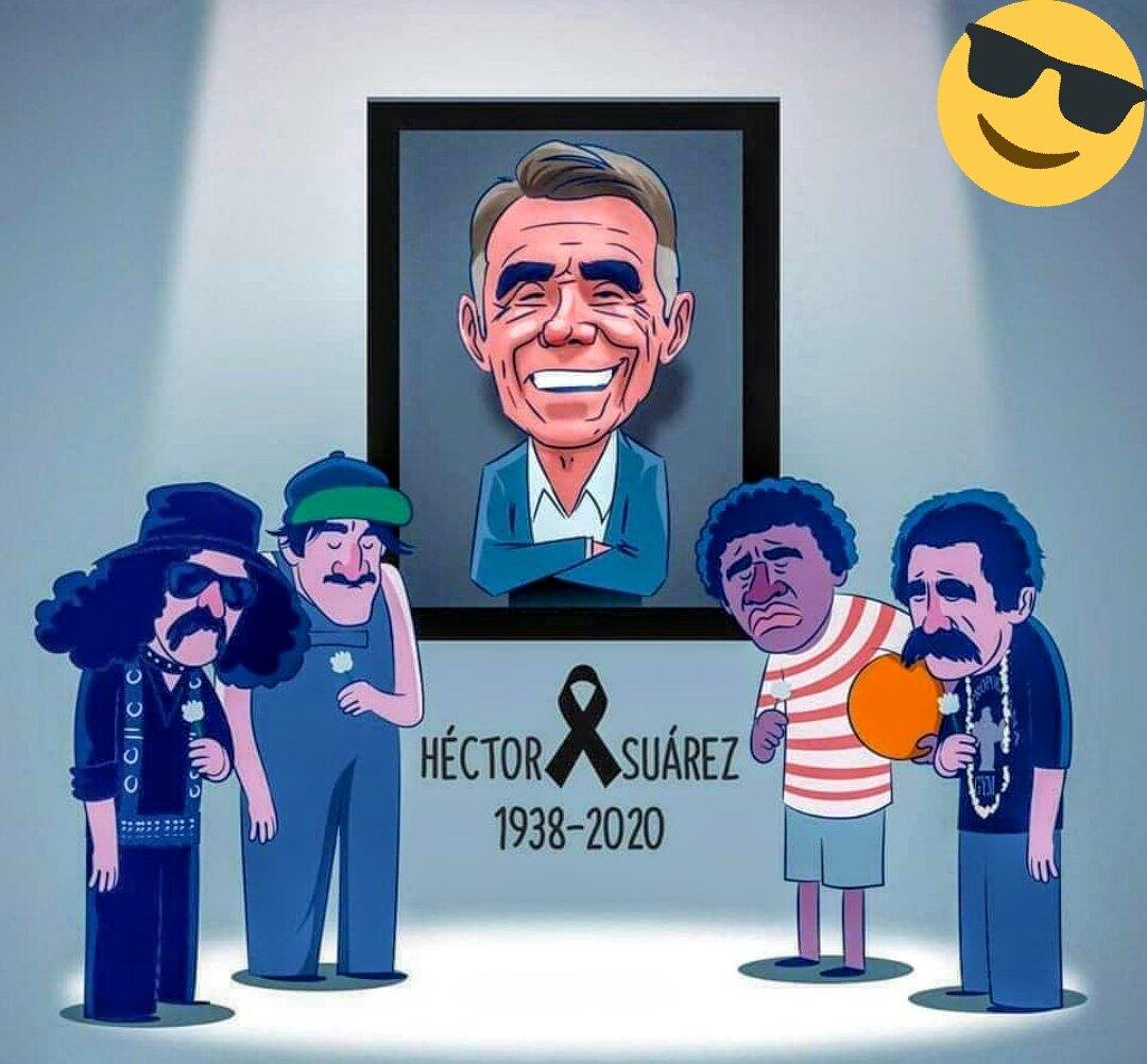 """#MartesDeGanarSeguidores #fff  #SiguemeYTeSigoDeVuelta #rt  #SiguemeYTeSigo #FelizMartes   📢📢"""" Queremos Rooock""""📢📢 Descansa en paz maestro #HectorSuarez """"No hay, No hay"""" más Mil Usos😭"""