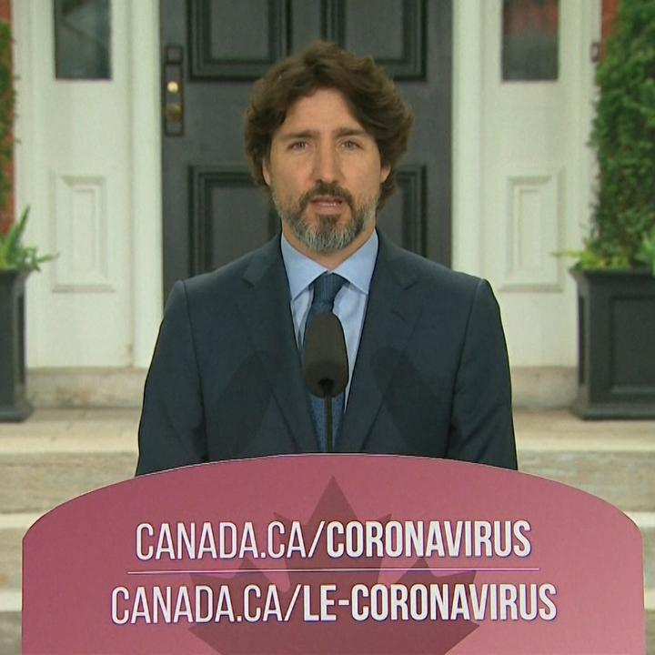 Oh, @JustinTrudeau if only you could be our president!