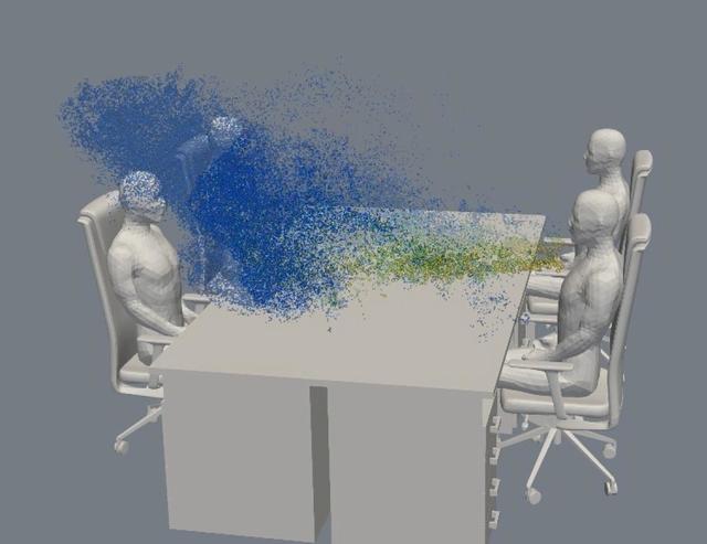 コロナ飛沫の飛び方は スパコン富岳の予測動画公開 理研  #新型コロナウイルス #富岳【新型コロナウイルス特集】↓↓↓