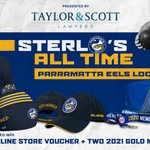 Image for the Tweet beginning: STERLO'S ALL TIME EELS LOCK