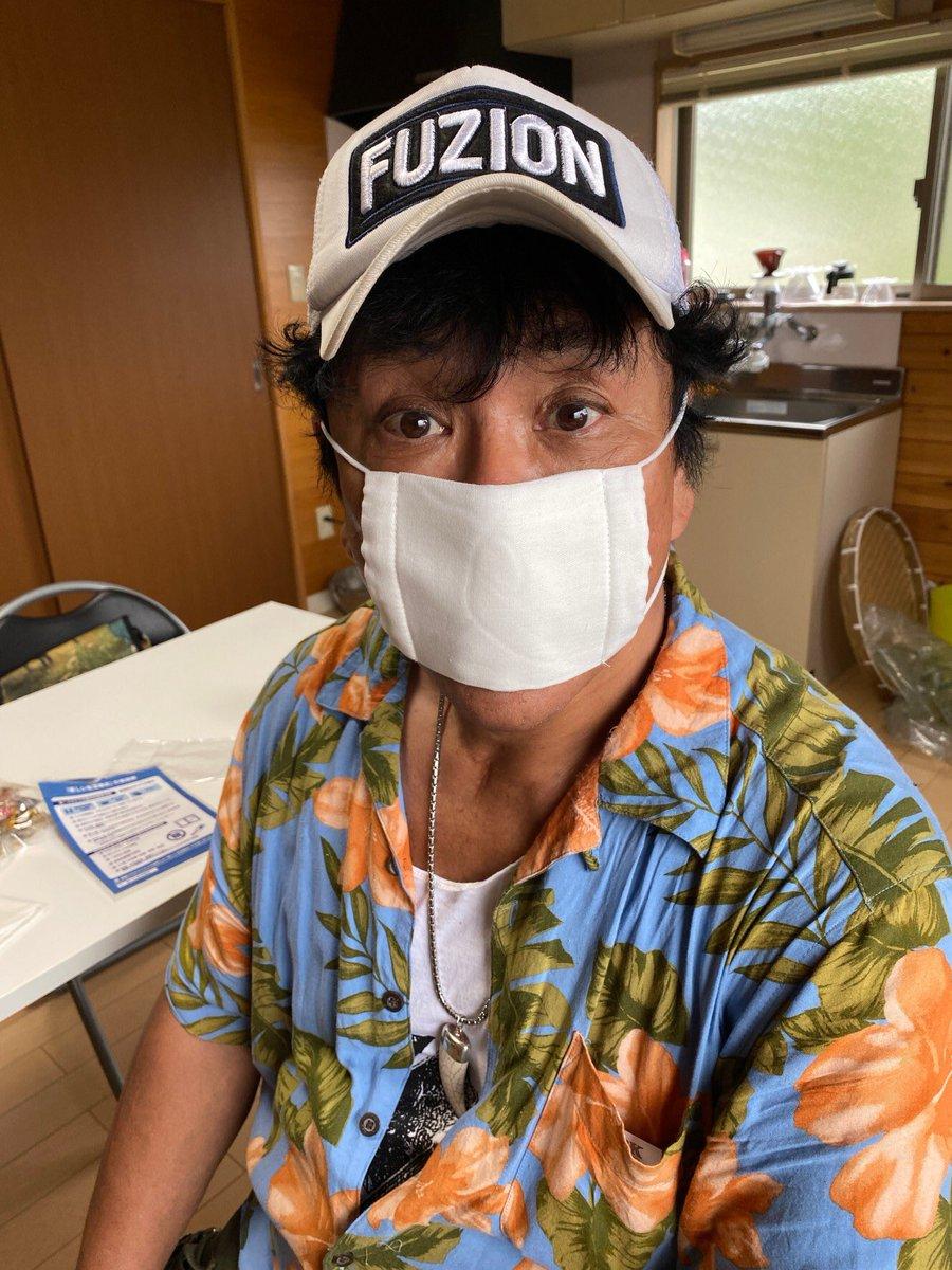 #待ちに待ったアベノマスク少し小さいが眼帯には大きすぎる(笑)しかし町にはマスクバブル破壊積み重ねて格安マスクが売っている現状不思議なことに嬉しさを感じない俺何事もタイミングだが送ってくれたことには感謝したいのだ!
