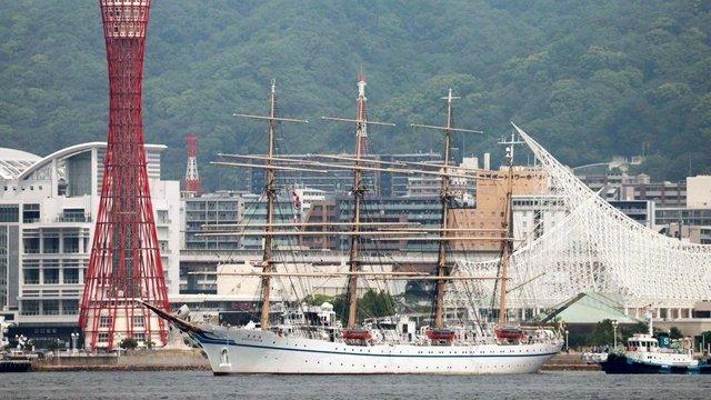 コロナで異例の長期停泊 下船自粛し2カ月間船内生活 「日本丸」が出港  #新型コロナウイルス #日本丸【新型コロナウイルス特集】↓↓↓