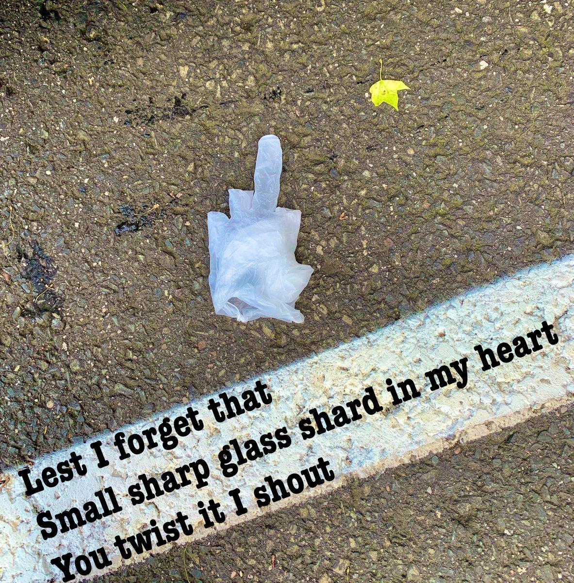 #haiku #poem #poetry #sharp #shard #glass #heart #shout #twist #twistandshout