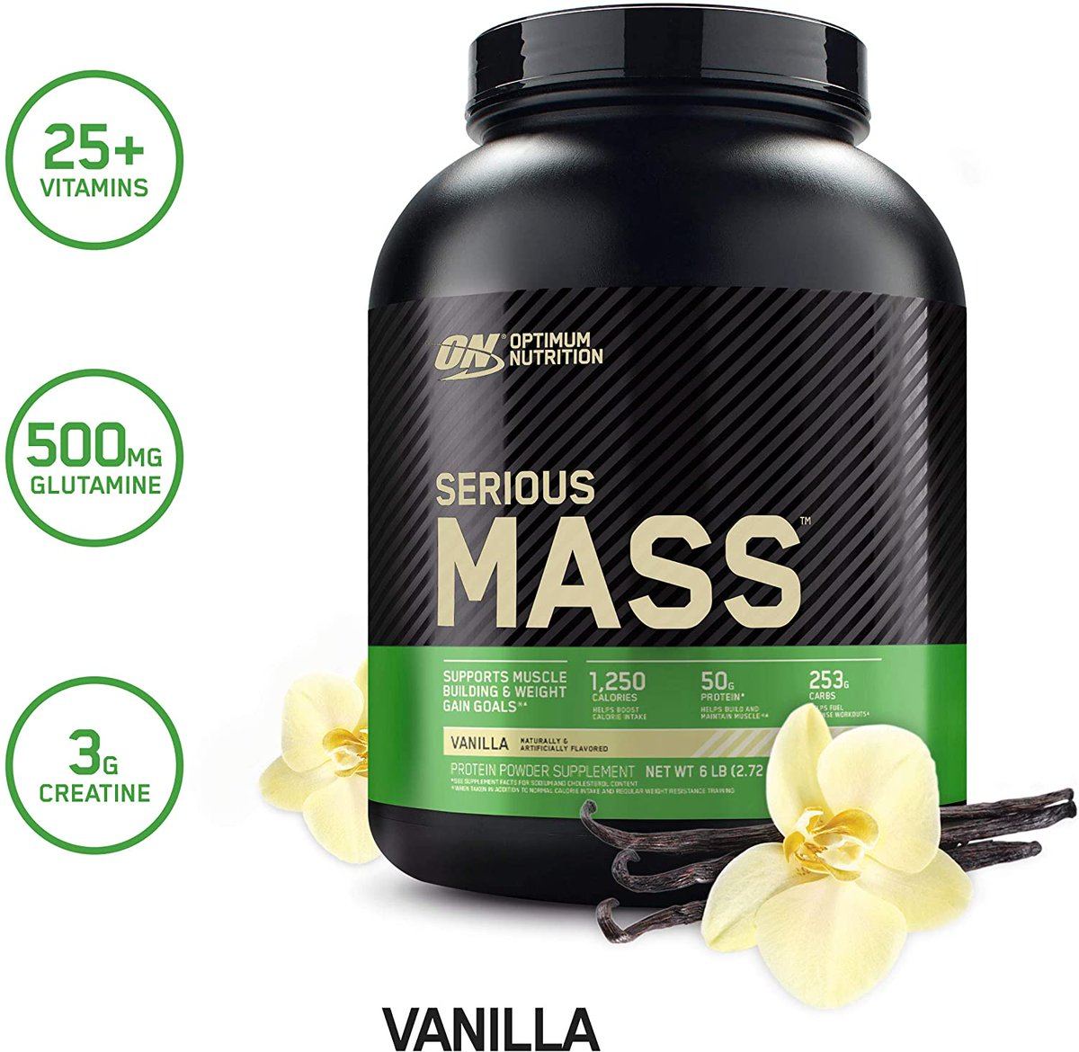 Keep the gains intact during this gym hiatus   6 POUNDS of OPTIMUM NUTRITION Serious Mass Weight Gainer for $32.14!!  https://amzn.to/3ehlDqN  #freebies #deals #deal #moneysaver #greatdeal #steals #discount #sale #bargain #bargainhunter #cheap #bestprice #AmazonDealspic.twitter.com/vBw0HEYhmj