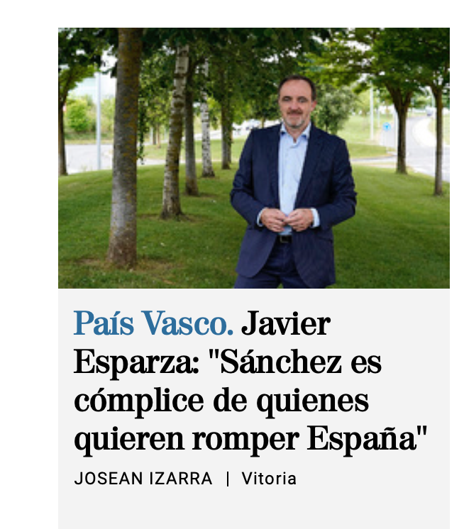 UPN...País Vasco...El Mundo....🤔 https://t.co/wxLlEuzwDG