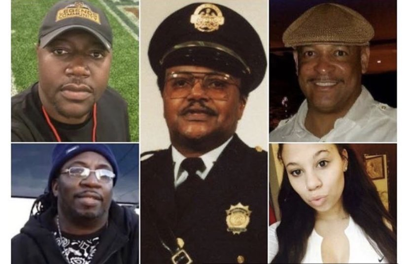@SholaMos1 Do these #BlackLivesMattter? ...All murdered in riots/protests. None by police. https://t.co/F1hZulTk6G