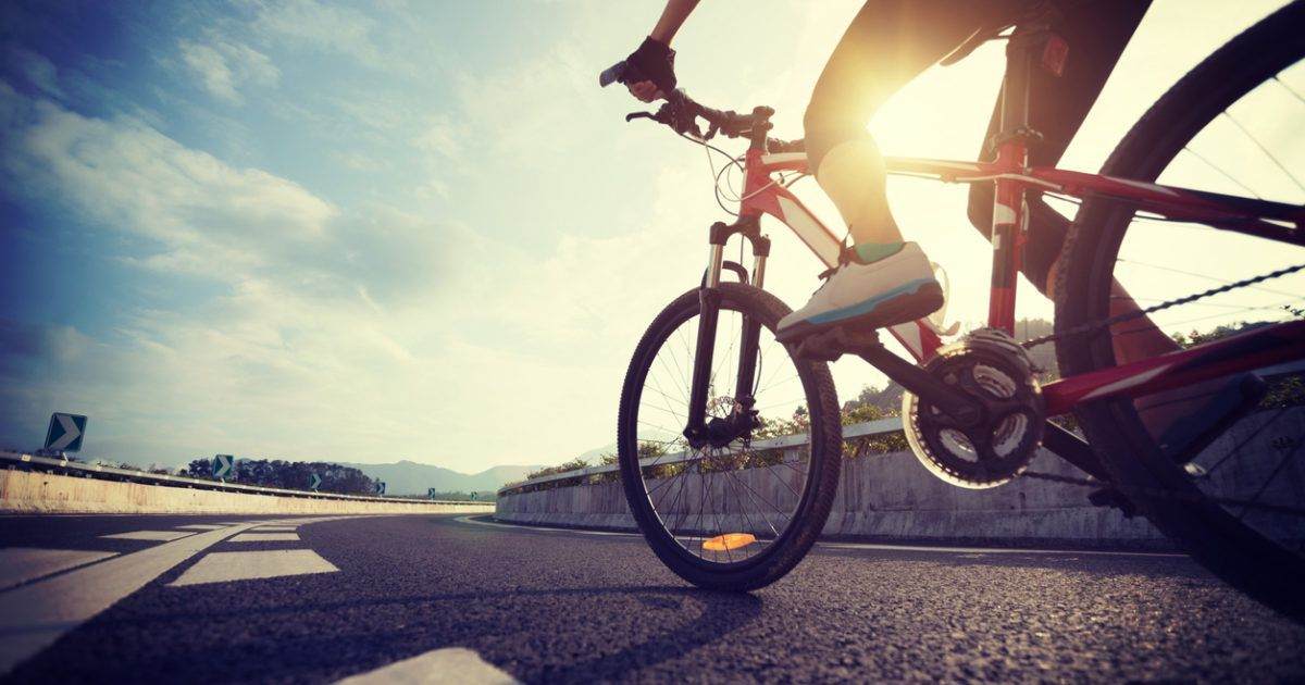 Today is #WorldBicycleDay. Ross shares his thoughts on the many benefits of cycling and how it has had a positive impact on him. https://t.co/lhIhKbzxsR https://t.co/Mn0UBQfrmT