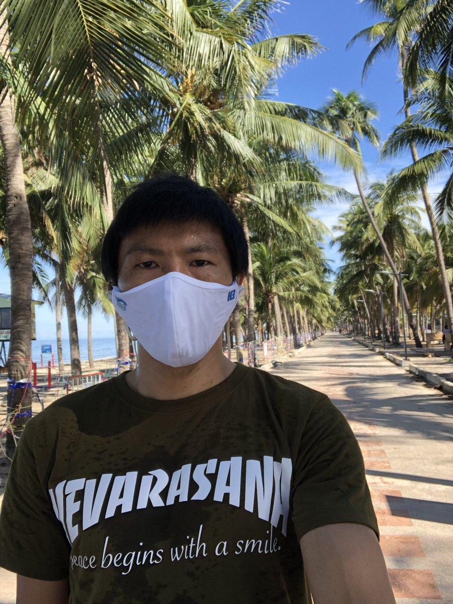 test ツイッターメディア - 今日はタイの祝日らしく、 バンセンビーチはこんな感じらしい?! 自粛の反動なのか、何かイベントがあるのかな🤔  2枚目最近いつも日曜日の朝に行くけど、全然人おらんけどな〜 みんな暇ならバンコク、アソークのターミナル21の2Fに行け。笑 https://t.co/qy51YiXTbS
