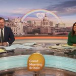 Image for the Tweet beginning: BREAKING: @GMB had its highest