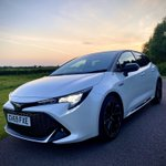 Well today I'll be saying goodbye to the @ToyotaUK Corolla GR Sport. This has been a hugely impressive hybrid hatch. Will miss those mpg figures! @ToyotaMotorCorp @toyota_europe @Toyota @Toyota_Aus #toyota #corolla #grsport #hybrid