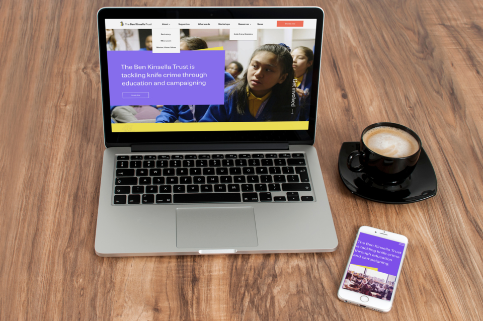 We feel very excited to be able to share with you a sneak preview of our new website which is currently being developed by @makeagencyuk  Keep an eye out on social for more updates #StopKnifeCrime https://t.co/jByIy7nma1