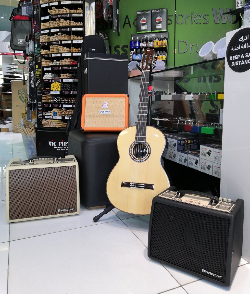 Check Out the Acoustic Line! @Blackstaramps Sonnet 60 & 120 and @OrangeAmps Crush Acoustic 30   Come on by and test them out!  Shop Online Now http://www.melodyhousemi.com   #guitarists #guitaramp #guitaramplifier #orangeamplifiers #blackstaramps #acousticguitar #acousticamppic.twitter.com/0VIoCbGc8z