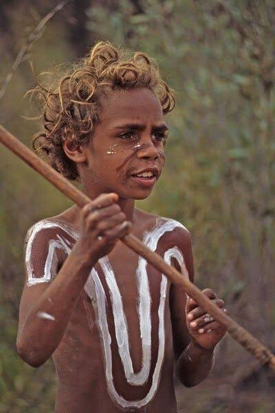 it's come to my attention that not a lot of people outside of australia know about the indigenous/aboriginal people of australia so here is a thread: