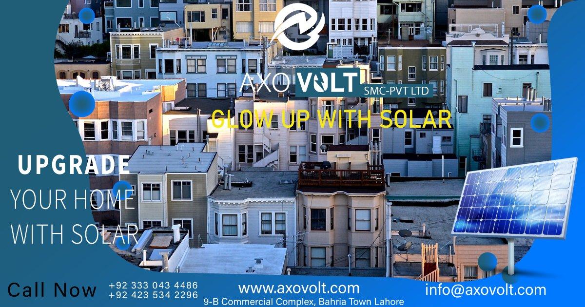 Upgrade your with solar ......Glow up with solar........ #solar #solarsystem #solarenergy #solarpanels #renewableenergy #Sun #home