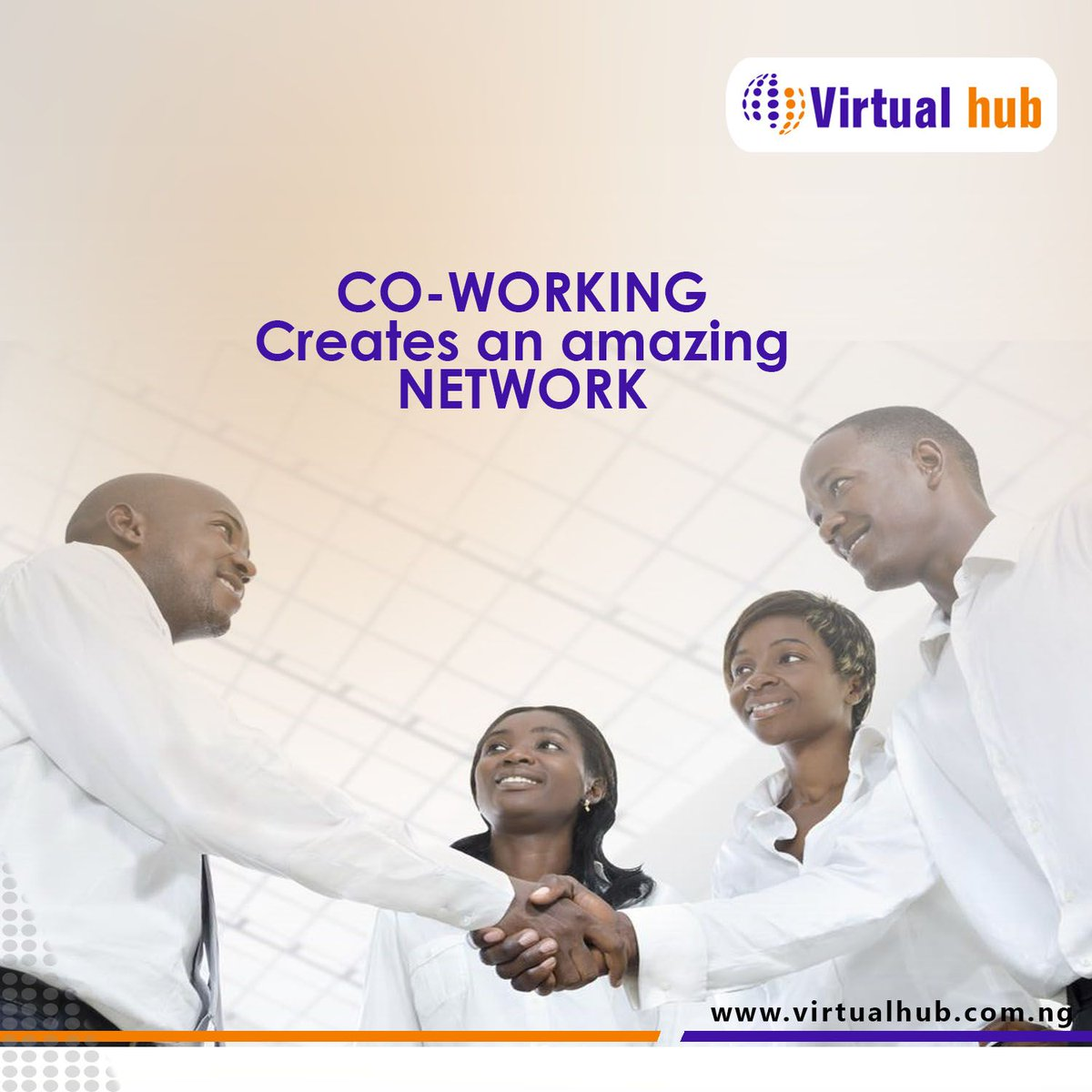 Coworking spaces will boost your network and in turn connect you with the most relevant people for your business. Contact us to get a Co-working space: 01-4482731, 09076942812.  #Coworking #Coworkingspace #OfficesInLagos #Entrepreneur #Startup #Freelance #ServicedOffices