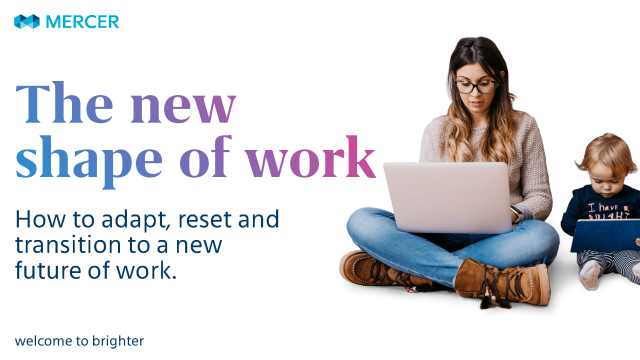 Many companies have embraced #flexibleworking, while others have adjusted their talent demand & supply and some are even sharing talent. Is your #business ready for the new shape of work? #FutureofWork #COVID19 #HR