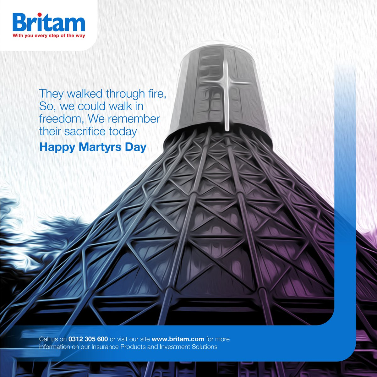 Britam Uganda On Twitter We Join The Rest Of The Country As We
