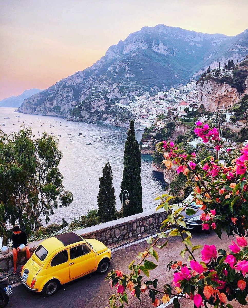#goodmorning #günaydın ☀️🚢#ygtur #ygturizm #cruise #cruiseburada #seyahat #travel #gemituru #tatil #sun #sea #positano #italy