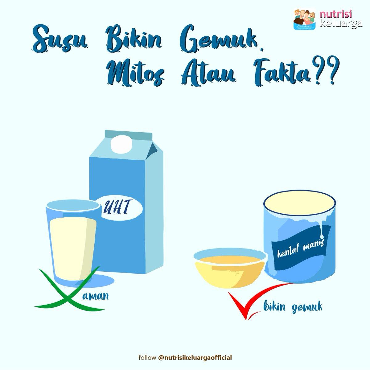 Penting untuk diingat, susu yang dimaksud di atas adalah susu yang memang untuk dikonsumsi sehari-hari seperti susu segar, UHT dan susu bubuk. Jadi bukan susu kental manis ya  #infokesehatan #kesehatan #nutrisikeluarga #parenting #nutrisianak PayPal Putusin pic.twitter.com/LVIMAbIQoT