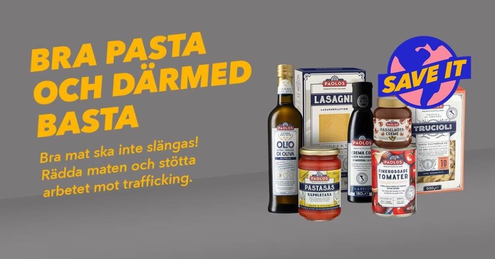 Matsmart köper hela lagret av torrvaror från varumärket Paolos https://t.co/EkuOcFvPC5 https://t.co/rTz8luvqkV