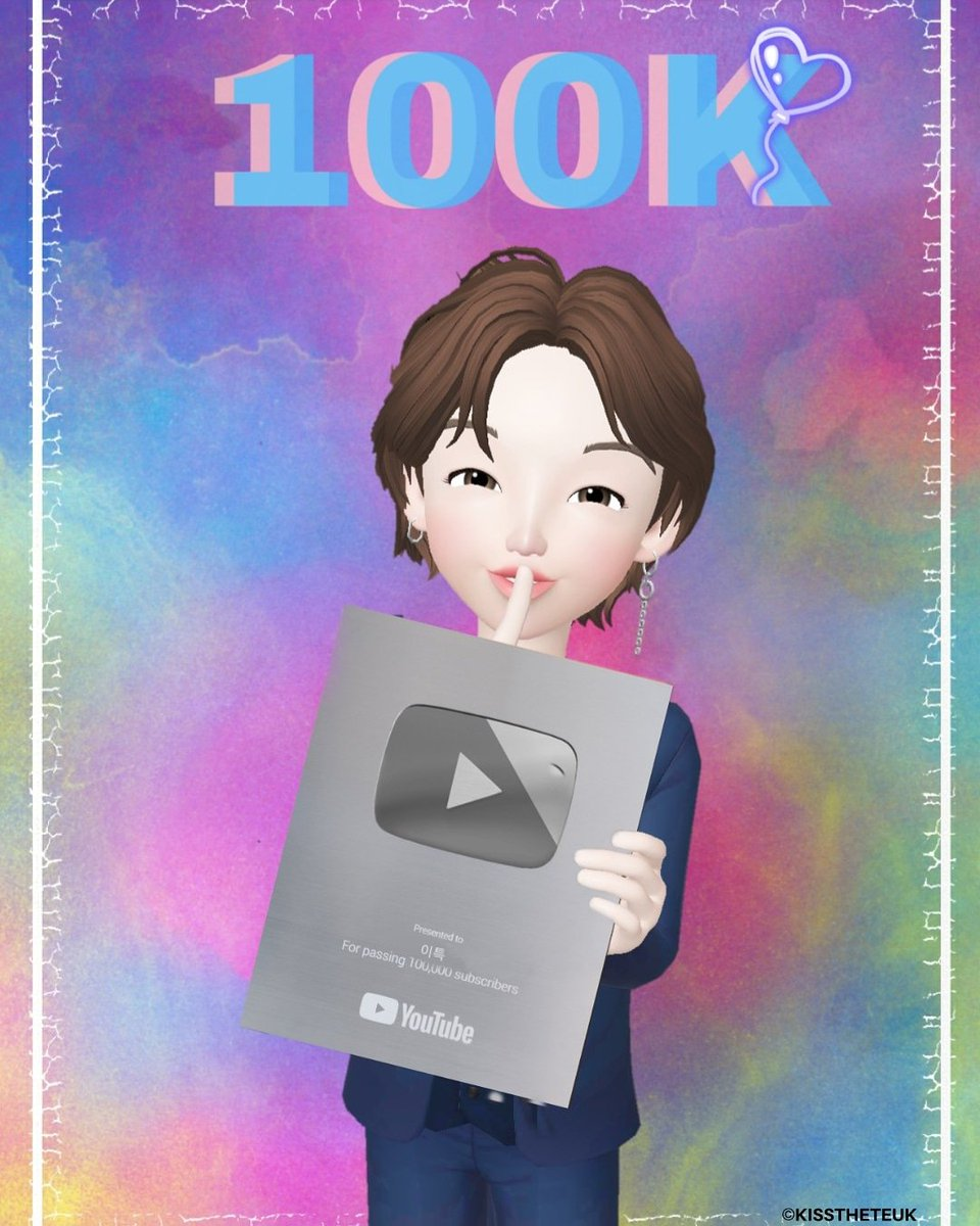 Aww! @KisstheTeuk   design to celebrate  #이특버블  100,000 subscriptions! it's so cute! it is seen that she did it with so much love! I would like that inspiration!   💖💖💖  i love it! 😘 @SJofficial  #SUPERJUNIOR  #Leeteuk  #KissTheYoutube  @special1004 https://t.co/5ma30m8n8O