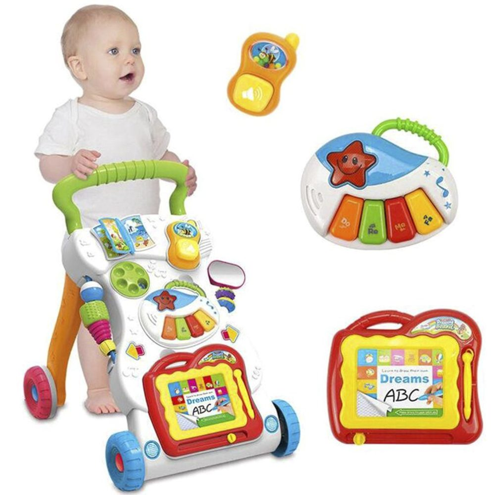 #play #tagsforlikes Educational First Steps Baby Walker