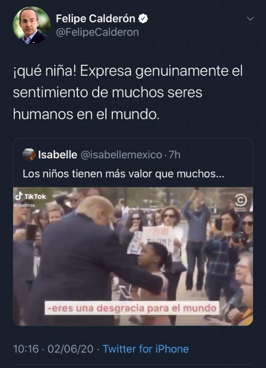 #GallinaTeporocha es tendencia por quienes se refieren así de Felipe Calderón por borrar este Tweet.