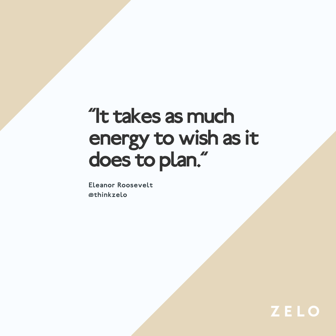 Think big, start small, begin now. 💡  #planning #productivity #productivityplanner #gratitude #entrepreneur #bestlife #motivationdaily #motivation #winner #winning #getshitdone #plan #eleanorroosevelt #dailygratitude #entrepreneurlife #zelo #zelojournal #thinkzelo #zelofamily