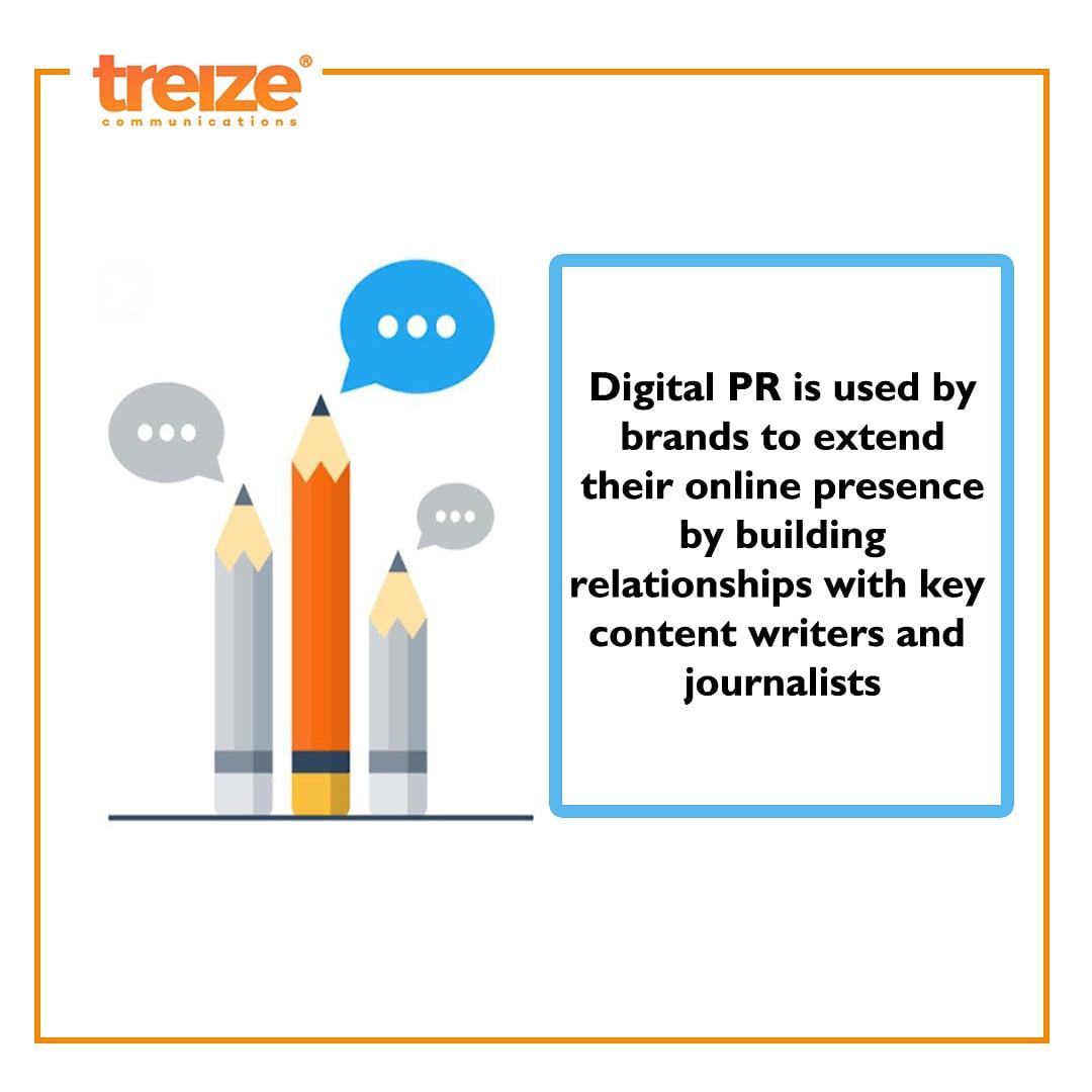 Digital PR 🌐 📢  #Digital #PR #Content #PublicRelations #Lockdown #Covid_19 #Quarantine #TreizePR #Marketing #Quotes #Entrepreneur #WomenEntrepreneurs #Motivation #Campaign #Thoughts #Strategy #DigitalMedia #WednesdayMorning #ContentMarketing #Brands #journalists #Writers