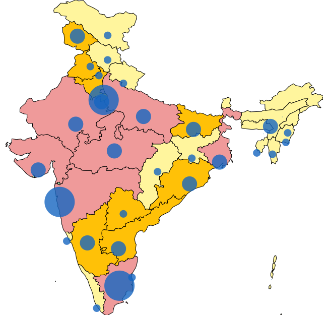 Check here  for India COVID-19 Updates Total cases in India: 200492   No. of New Cases in India: 8200 Also Check India Map for New Cases Statewise #SmartenAnalytics #COVID19Updates #FightCoronavirus #fightCOVID19 #stayathome #coronavirusindia