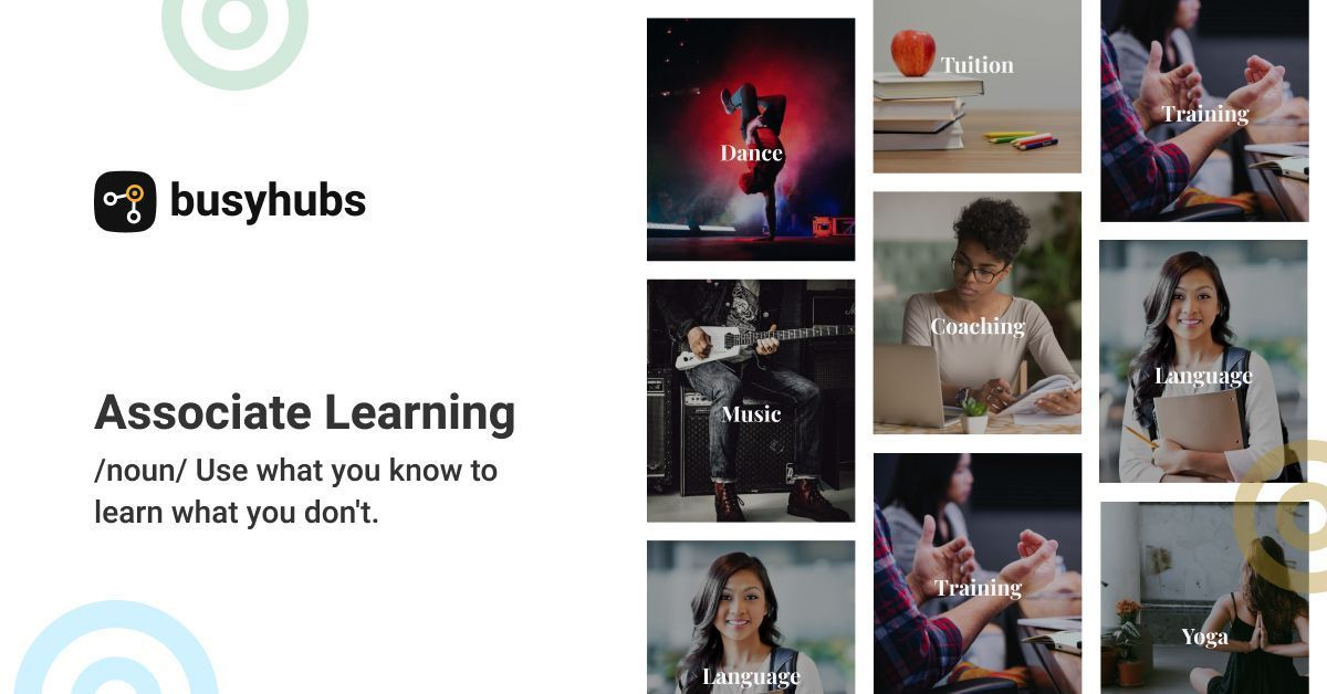 Find out what you want to learn and associate it with things you already know. This helps you grasp concepts very soon.  Register @  #music #cooking #coding  #selfdevelopment #education #elearning #onlineclasses #zumba #fitnesschallenge  #entrepreneur