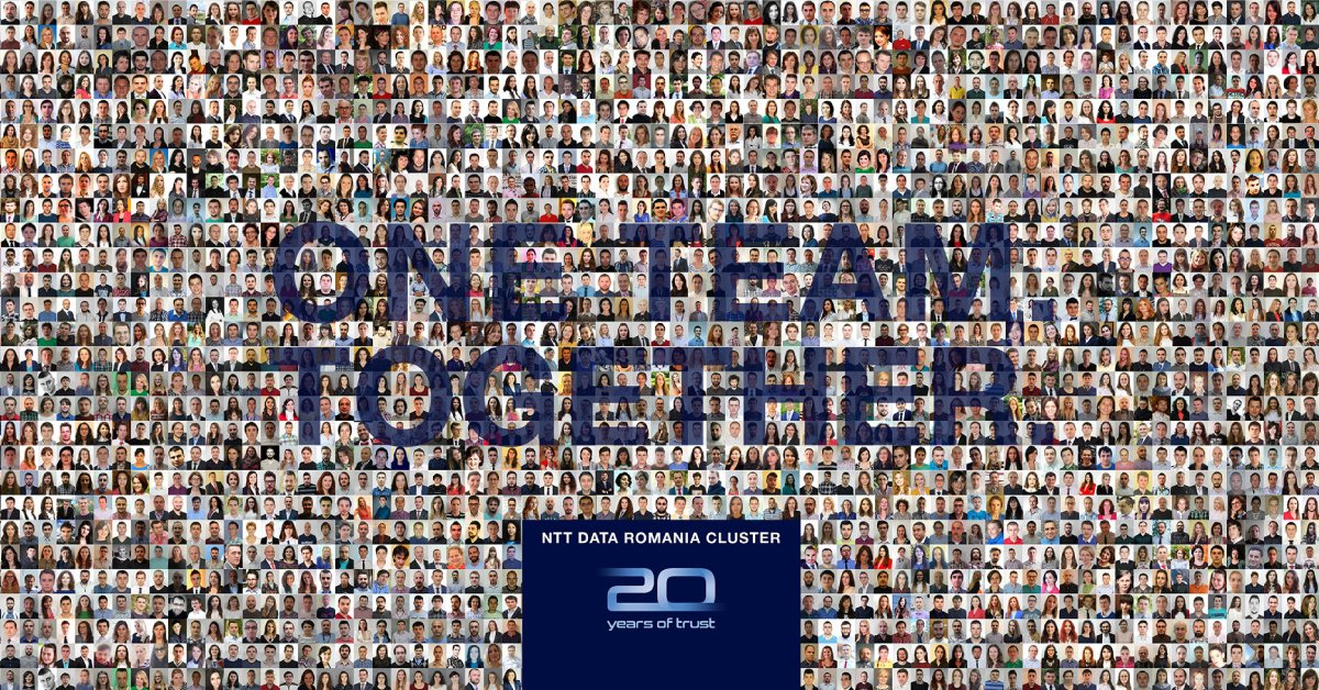 Emotions. Enthusiasm. Joy. These are the words that describe our feelings celebrating 20 years of trust. NTT DATA Day is our anniversary, through which we celebrate the foundation of the company and it is a unique moment that brings us closer. #20yearsofTRUST #OneTeamTogether https://t.co/PTDsIRAJgU