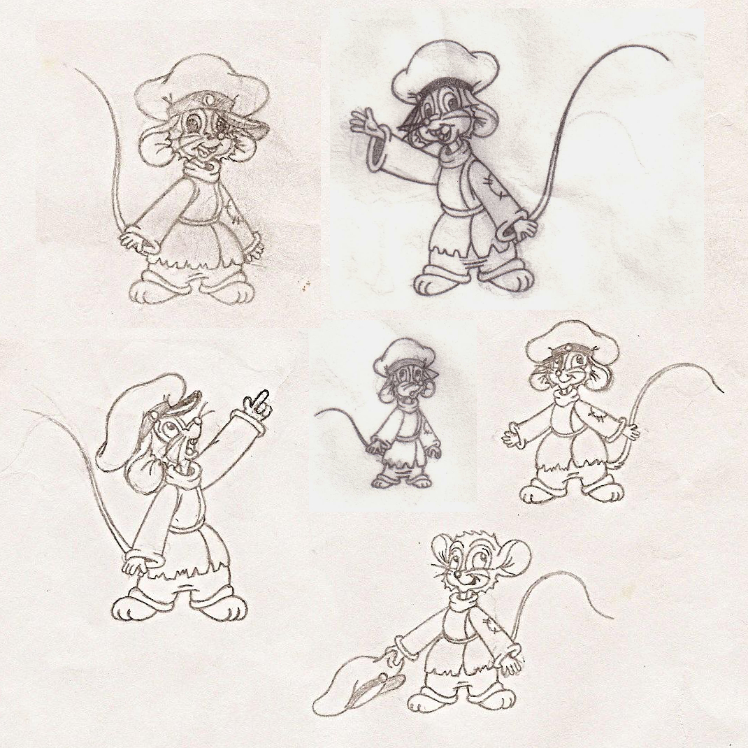 Growing as an artist is not nailing every single thing the first try. If we fail, we keep trying until we nail it.  I didn't nail #Fievel the 1st try, these were my first sketches in 2006. I feel ashamed! 🤣  #fanart #AnAmericanTail #throwback #throwbackdrawing #drawing #sketch https://t.co/H1J76xFXmC