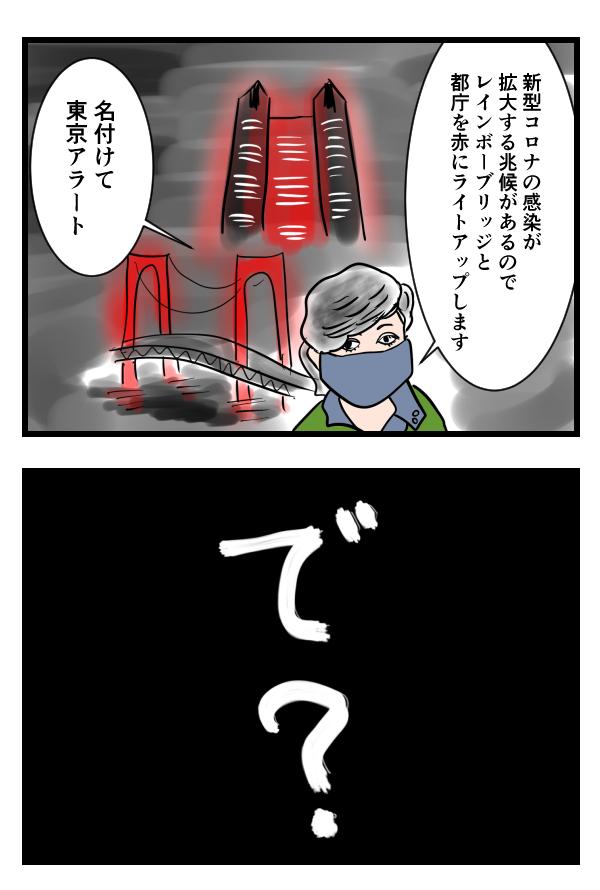 小ネタ 東京アラート