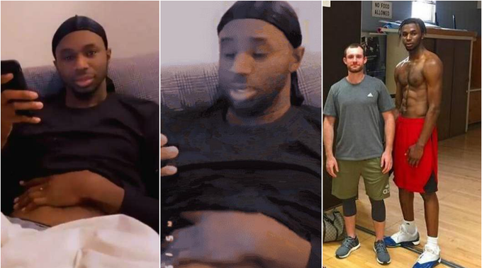 勇士提前放暑假,Wiggins近照曝光,臉蛋圓潤+腹肌沒了,追夢也胖一圈!-黑特籃球-NBA新聞影音圖片分享社區