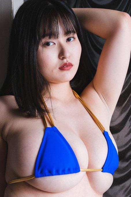 グラビアアイドル未梨一花のTwitter自撮りエロ画像11