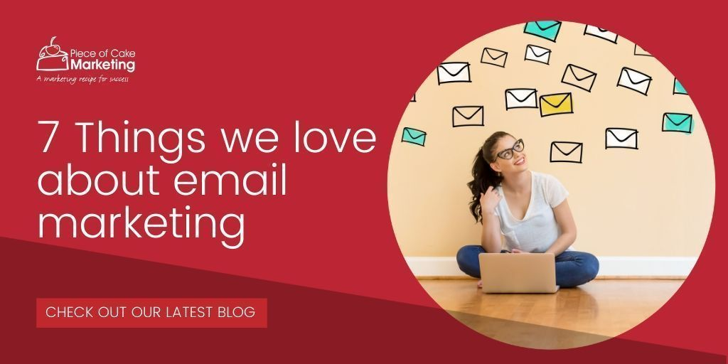 Email marketing - 7 reasons why we love it! #coventry #covhour buff.ly/2wlxFOZ