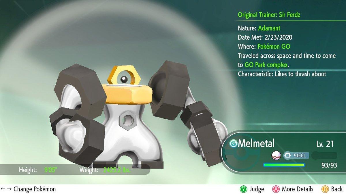 for trade #PokemonLetsGo #NintendoSwitchpic.twitter.com/NHu9bj4Kjk