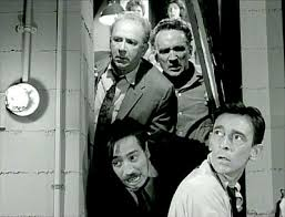 Good morning, #bfc530. Today, I am writing a lesson based on the Twilight Zone episode The Shelter. It is a story of how racism and judgment tear apart relationships. What a timeless story it is. <br>http://pic.twitter.com/ido2NdtqO3