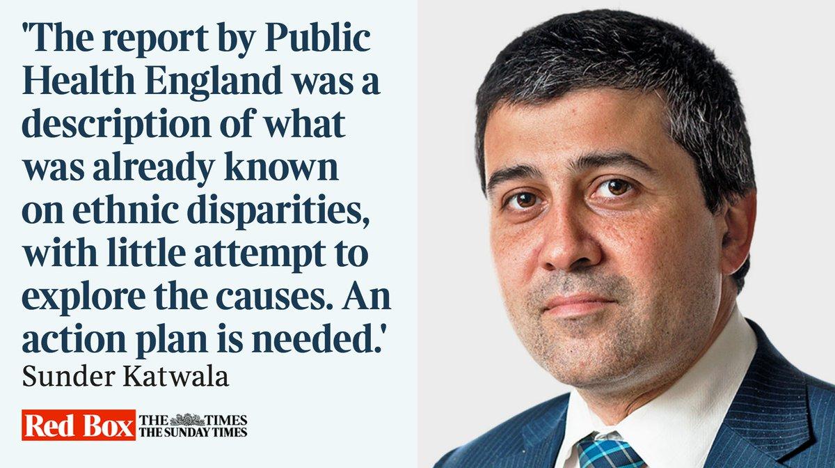 Britain's response to coronavirus must show black and brown lives matter here too, writes @sundersays bit.ly/3gSoJDg