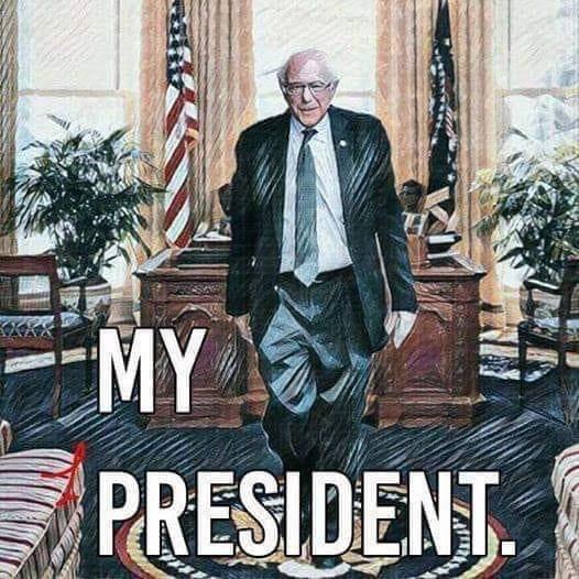 #YouKnowNowDontYou #WriteBernieIn #Bernie2020 #NotMeUspic.twitter.com/DlrW6S5bmt