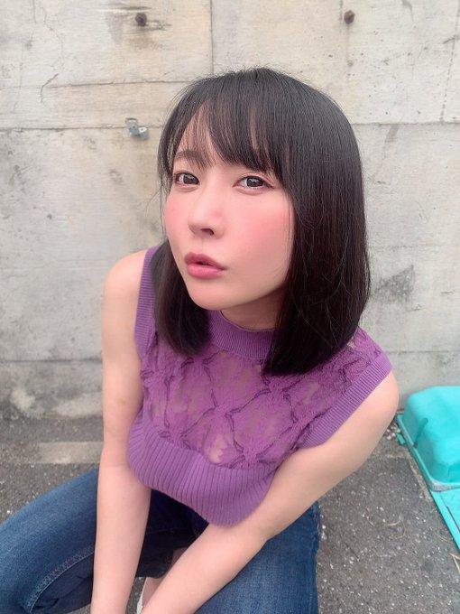 AV女優羽生ありさのTwitter自撮りエロ画像44