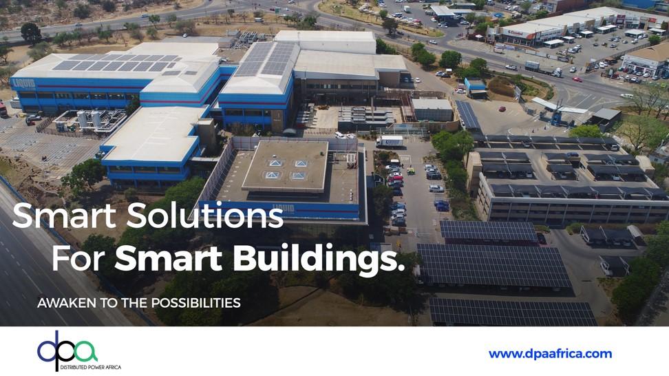 We are converting more industries in Africa to smart buildings.  #AwakenToPossibilities #SolarEnergy # #solarindustry #renewableenergy #solarpv  http://www.dpaafrica.com/projects @normannhidza  @itisdivspic.twitter.com/USKIqmsMIW