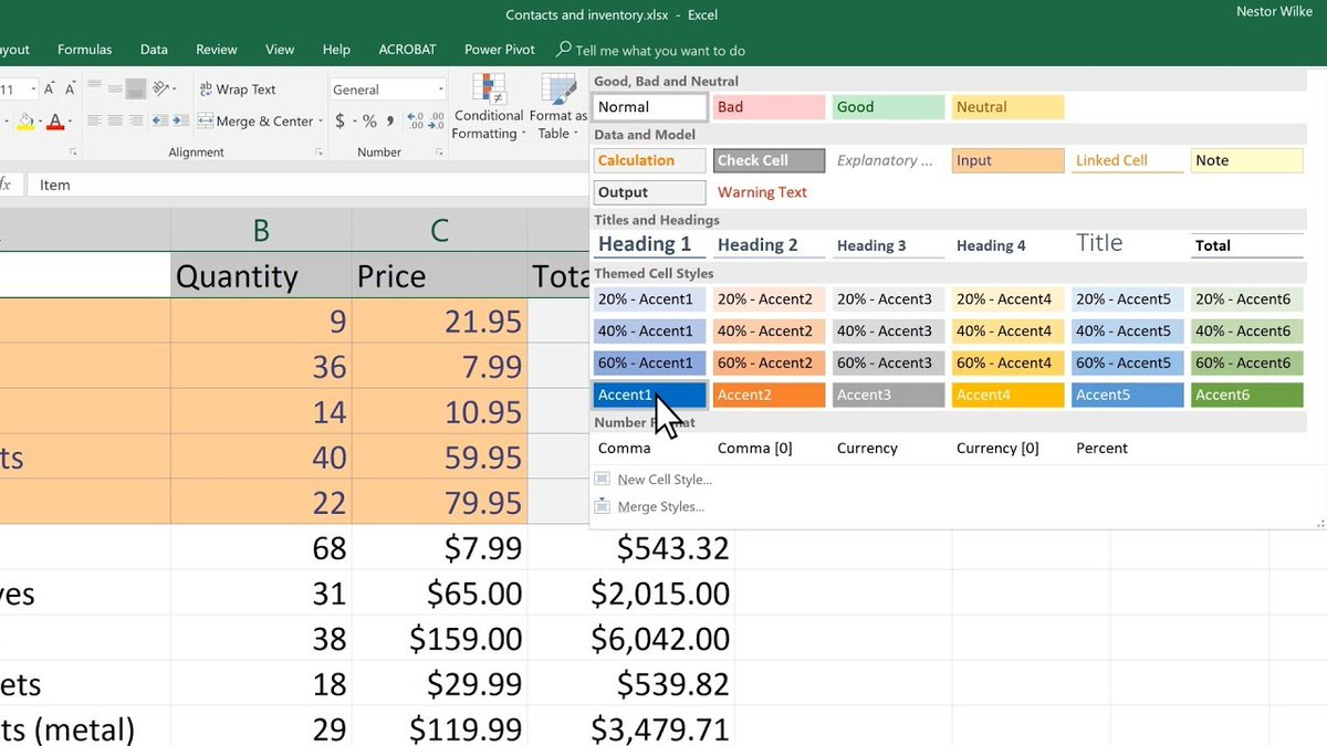 test Twitter Media - 📊 Learn how to apply #Excel Styles to make your cells stand out. https://t.co/Up6tv7t5WZ   #MicrosoftExcel #Office365 #O365 https://t.co/tLF2UFdcxR