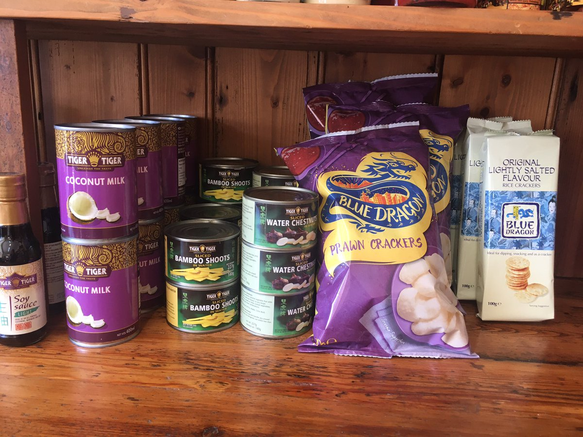 Do you fancy making a Chinese meal? We have some of the ingredients you might need #holebrooksfinefoods #bekind