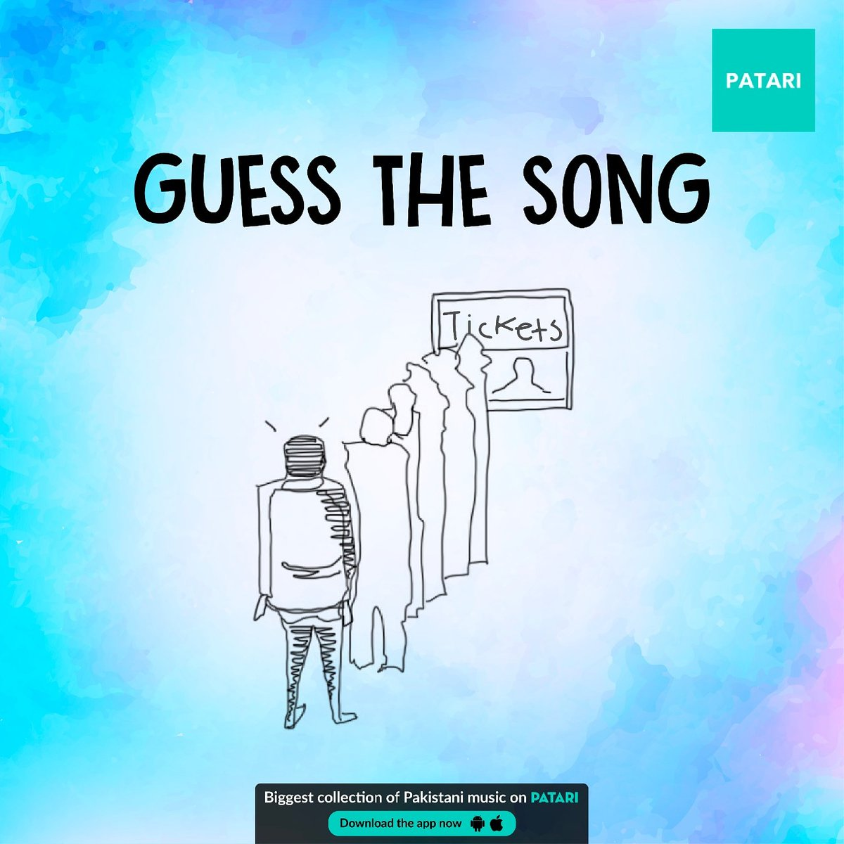 Hello Frandz! Can you guess the easiest song ever? Youngsters can take the help from mama, papa, chacha, phupho and khala and dado. #PatariDoodle #MeraMusic #MeriPatari #GuessTheSong