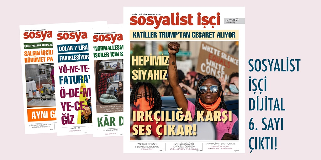 Sosyalist İşçi dijital 6. sayı çıktı!  https://t.co/OrxY3jZTLZ https://t.co/I2gnw9Nz76