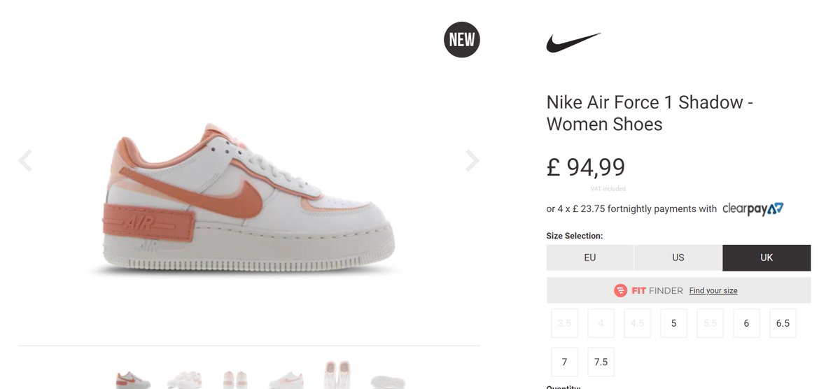 Moresneakers Com On Twitter Uk Only Wmns Nike Air Force 1
